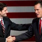 Romney Selects Paul Ryan as Running Mate